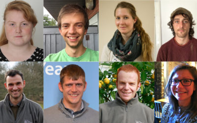 Meet this year's final 8 Young Horticulturist of the Year competitors!