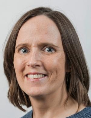 Dr Fiona Crispie