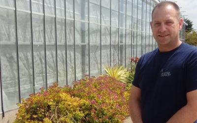Meet Marc Jones, 44, Managing Director at Walberton & Binsted Nurseries
