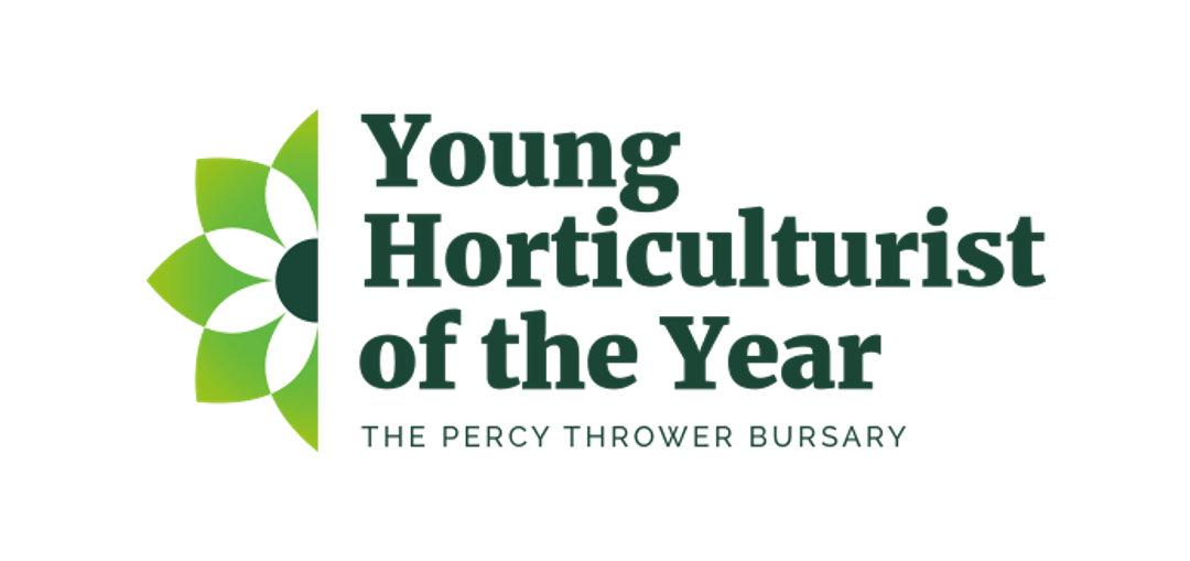 Young Horticultarlist of the Year Logo
