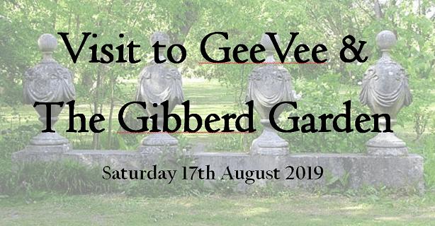 GeeVee (Pepper Growers) & The Gibberd Garden