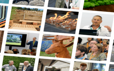 We are excited to announce that we are, once again, partnered with the Landscape Show 2019