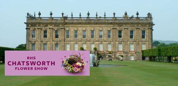 RHS Chatsworth Flower Show 2020