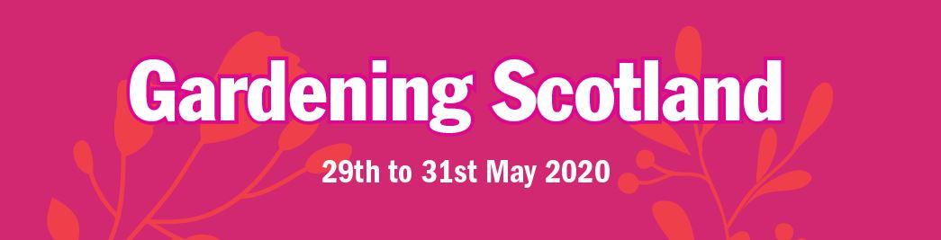 Gardening Scotland 2020