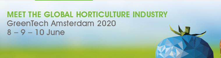 GreenTech Amsterdam 2020
