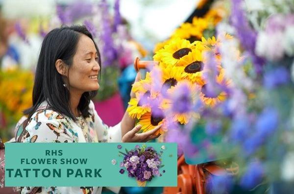 RHS Tatton Park Flower Show 2020