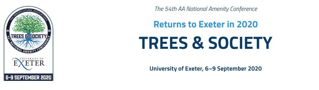 54th The Arboricultural Association Conference – Trees & Society