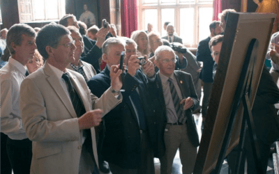 Gaining Chartership – A Look Back to the Grant of the Royal Charter