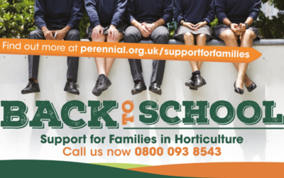Perennial provides back-to-school support for hard-hit families
